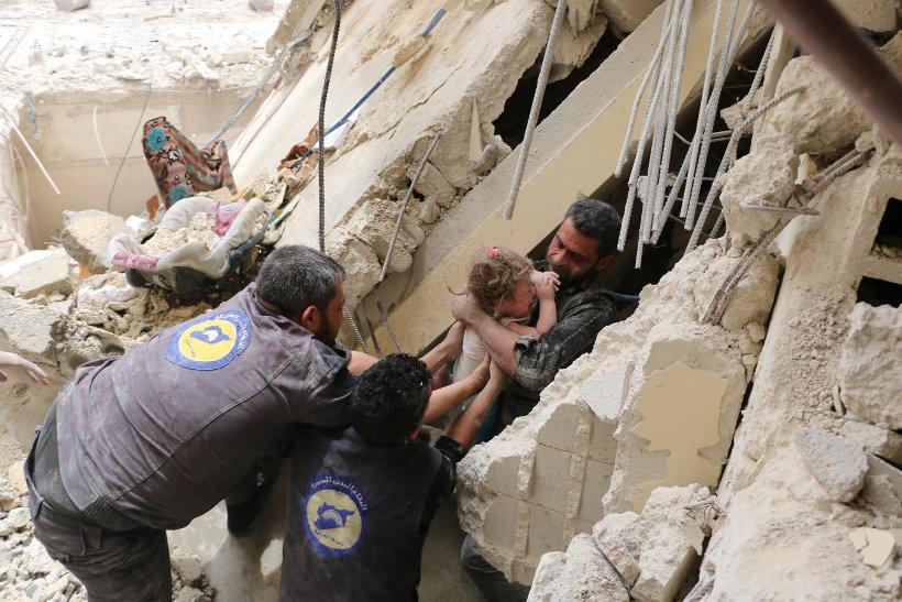 compassion brief schrijven Support the White Helmets